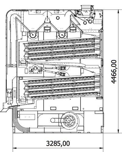 Excell 117 Bakliyat Eleme Makinası